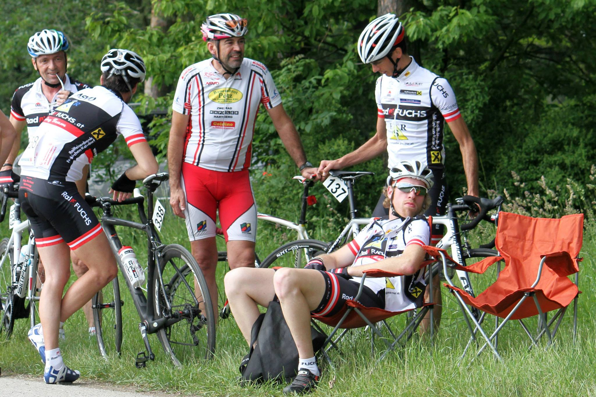 Rennradtage Langenlois 2013