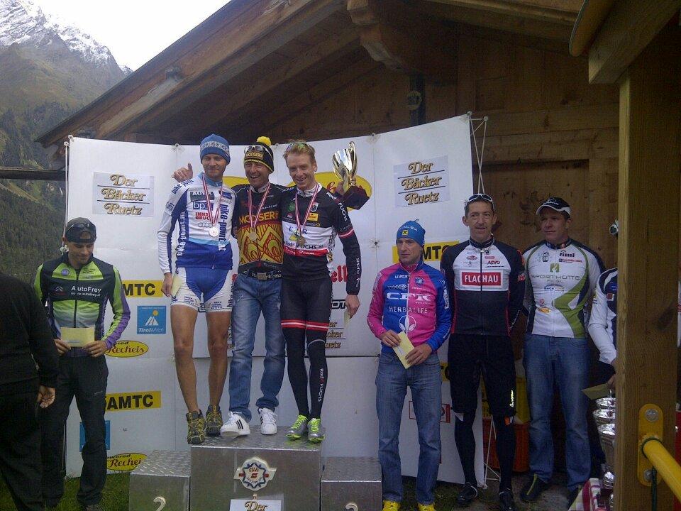 Österreichische Bergmeisterschaft Kematen