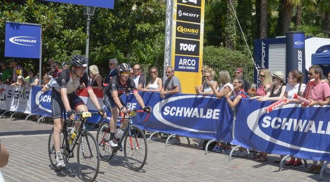 Tour Transalp 2014, 7.Etappe, Rovereto – Arco, 78 km, 2100hm