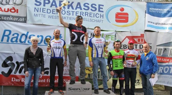 27. Einzelzeitfahren in Ybbs – Sieg für Adolfo – Top Platzierungen für das gesamte Team …