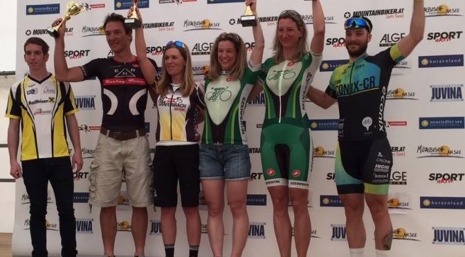 GRANDIOS! – Bernhard wird Zweiter beim Neusiedlersee Radmarathon und Wolfgang gewinnt seine Altersklasse!