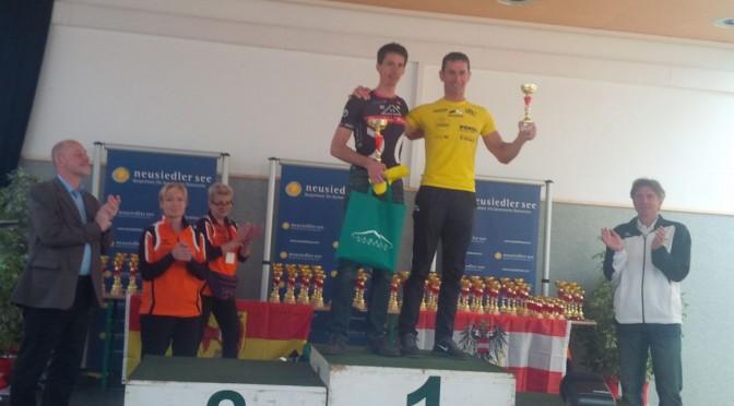 Jürgen ist Österreichischer Meister im Duathlon