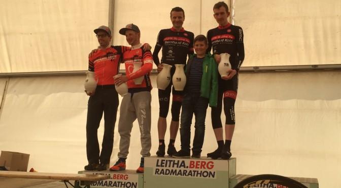 Stockerlplätze beim Leithaberg Radmarathon