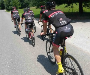 Teamausfahrt 2015