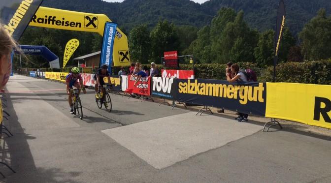 Berni Rehrl beendet erfolgreiche Saison mit Platz 11 beim Eddy Merckx Classic