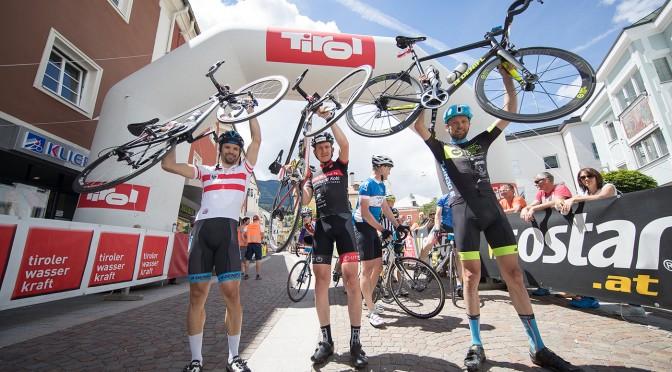 Markus Feyerer triumphiert beim SuperGiroDolomiti